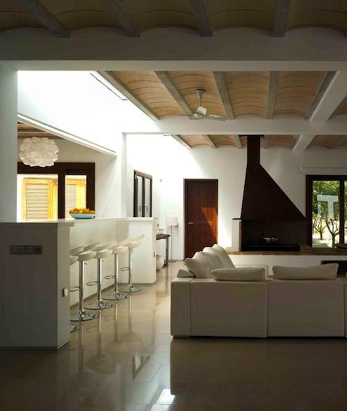 casa en el valle de atzar1 architecture