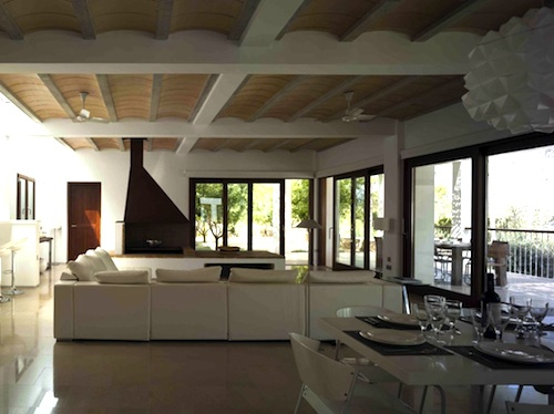 casa en el valle de atzar2 architecture
