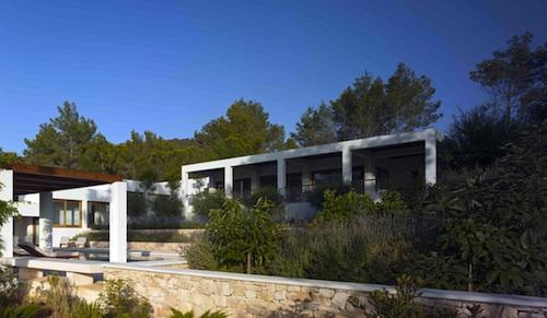 casa en el valle de atzar7 architecture
