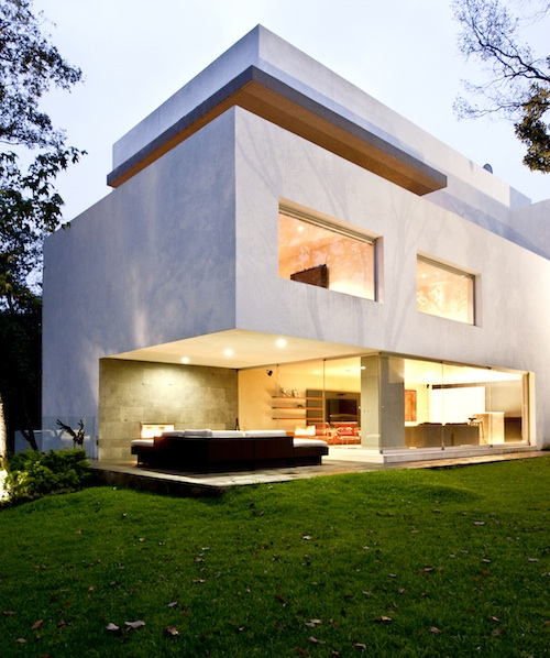 CANADA House4 architecture
