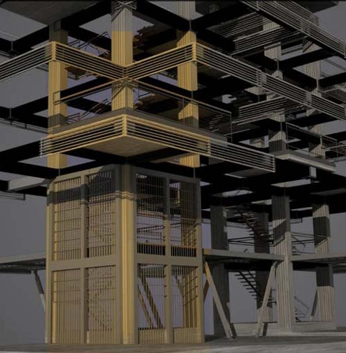 Modular Kubo8 architecture