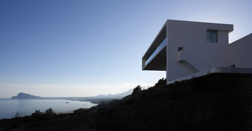 house on the cliff1 architecture