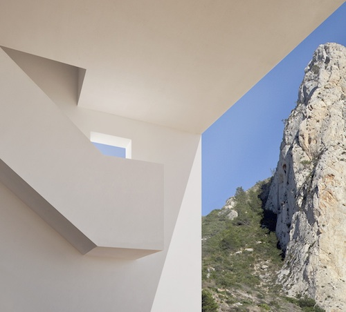 house on the cliff18 architecture