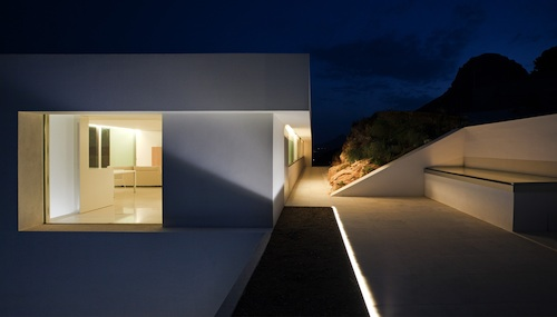 house on the cliff4 architecture