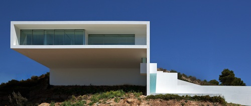 house on the cliff7 architecture