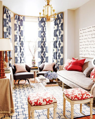 INTERIOR DESIGN MIXING PATTERN DEIGN IDEAS BELLE MAISON BLOG 2 how to tips advice