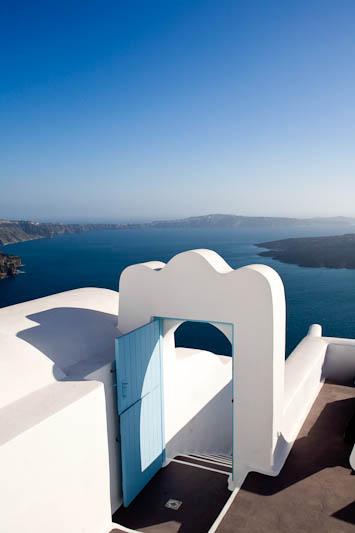 Imerovigli Santorini10 architecture