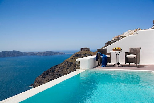 Imerovigli Santorini4 architecture