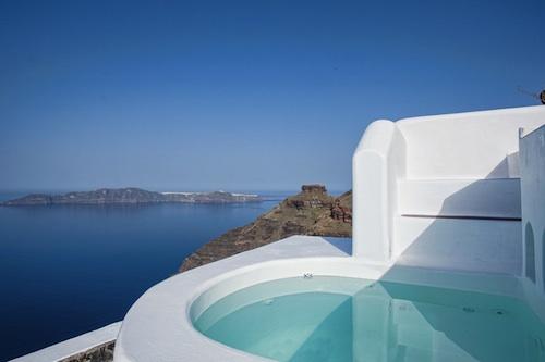 Imerovigli Santorini5 architecture