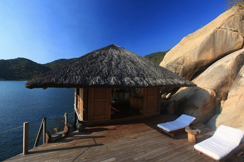 Ninh Van Bay resort10 architecture