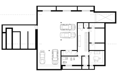 house m5 architecture
