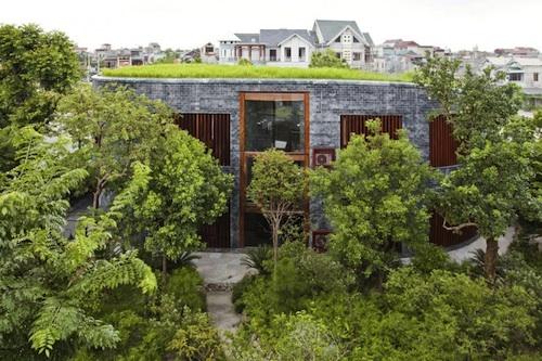 stone green9 architecture