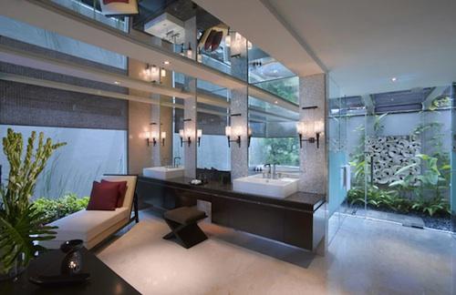 Banyan 12 architecture  Luxury design Hotel: Hotel Banyan Tree Ungasan Banyan 12