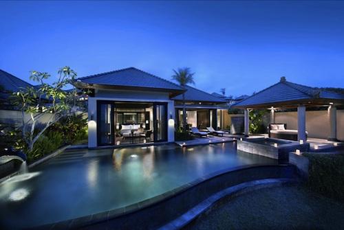 Banyan 2 architecture  Luxury design Hotel: Hotel Banyan Tree Ungasan Banyan 2