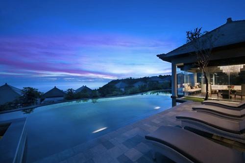 Banyan 5 architecture  Luxury design Hotel: Hotel Banyan Tree Ungasan Banyan 5