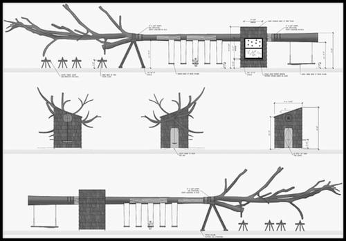 chop stick 11 architecture