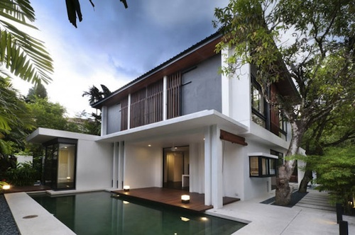 hijauan house1 architecture