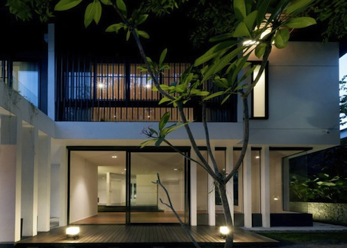 hijauan house2 architecture