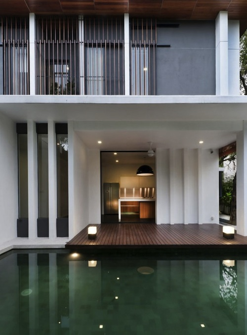 hijauan house9 architecture