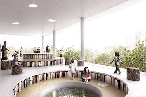 library1 architecture