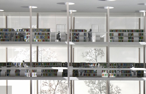 library11 architecture