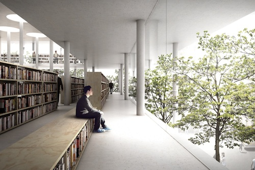 library3 architecture