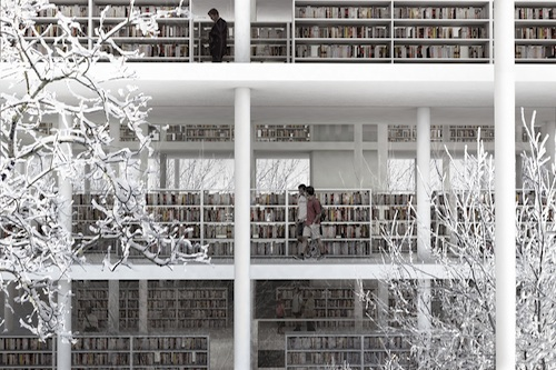library4 architecture