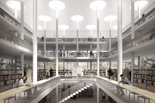 library6 architecture