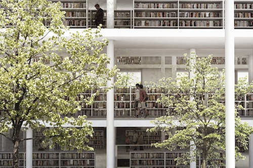 library9 architecture
