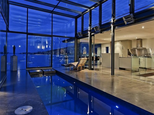 Kay House4 Glass House Features Dream Lap Pool