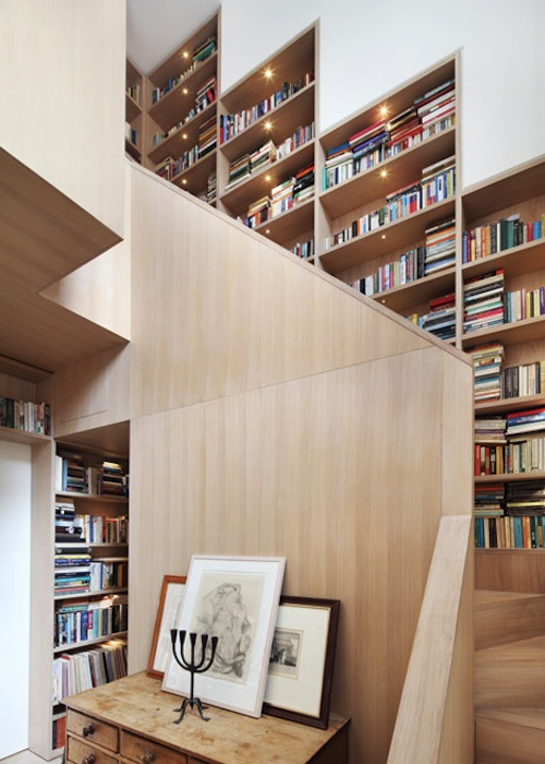 bookstair1 architecture