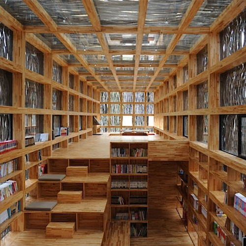 Liyuan Library9 architecture