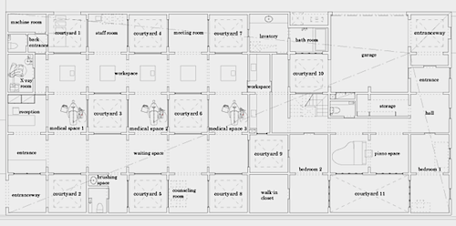 dental1 architecture