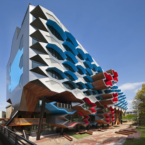 1a architecture