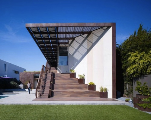 Yin Yang House6 architecture