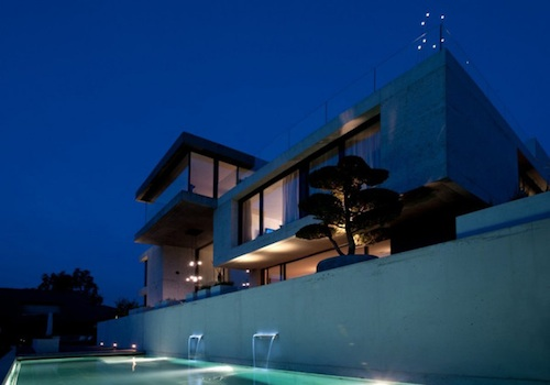 b architecture