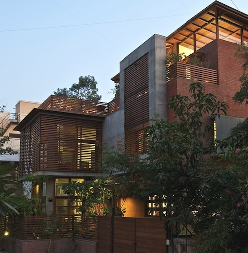 A Mild Curry: Faintly Sustainable Design in India