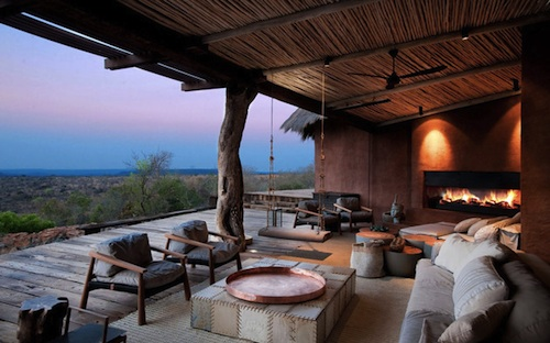 Earthy Luxury in a Dutch Afrikkaans Bush Escape