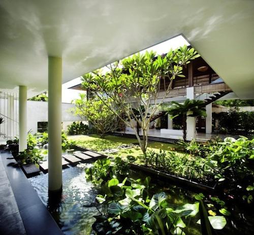 411 architecture