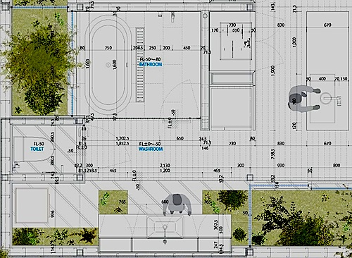 plumbing architecture