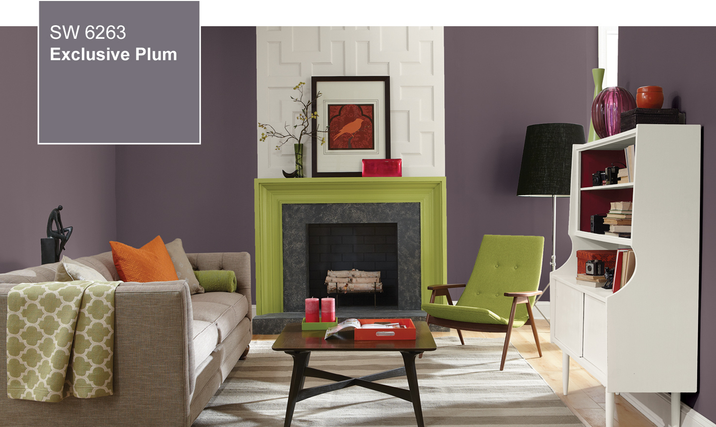 Design Dilemma: Violet is the New Beige