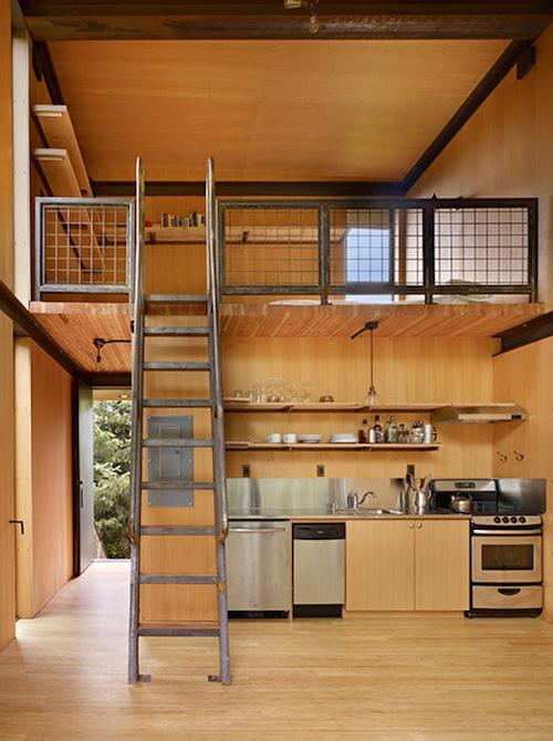A Beautiful Fishing Cabin by Olson Kundig Architects