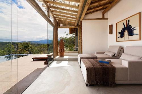 A Rustic Retreat in the Brazilian Countryside | Home Design Find