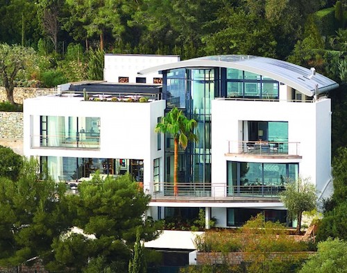 The Dazzling Villa O on the Cote D'Azure