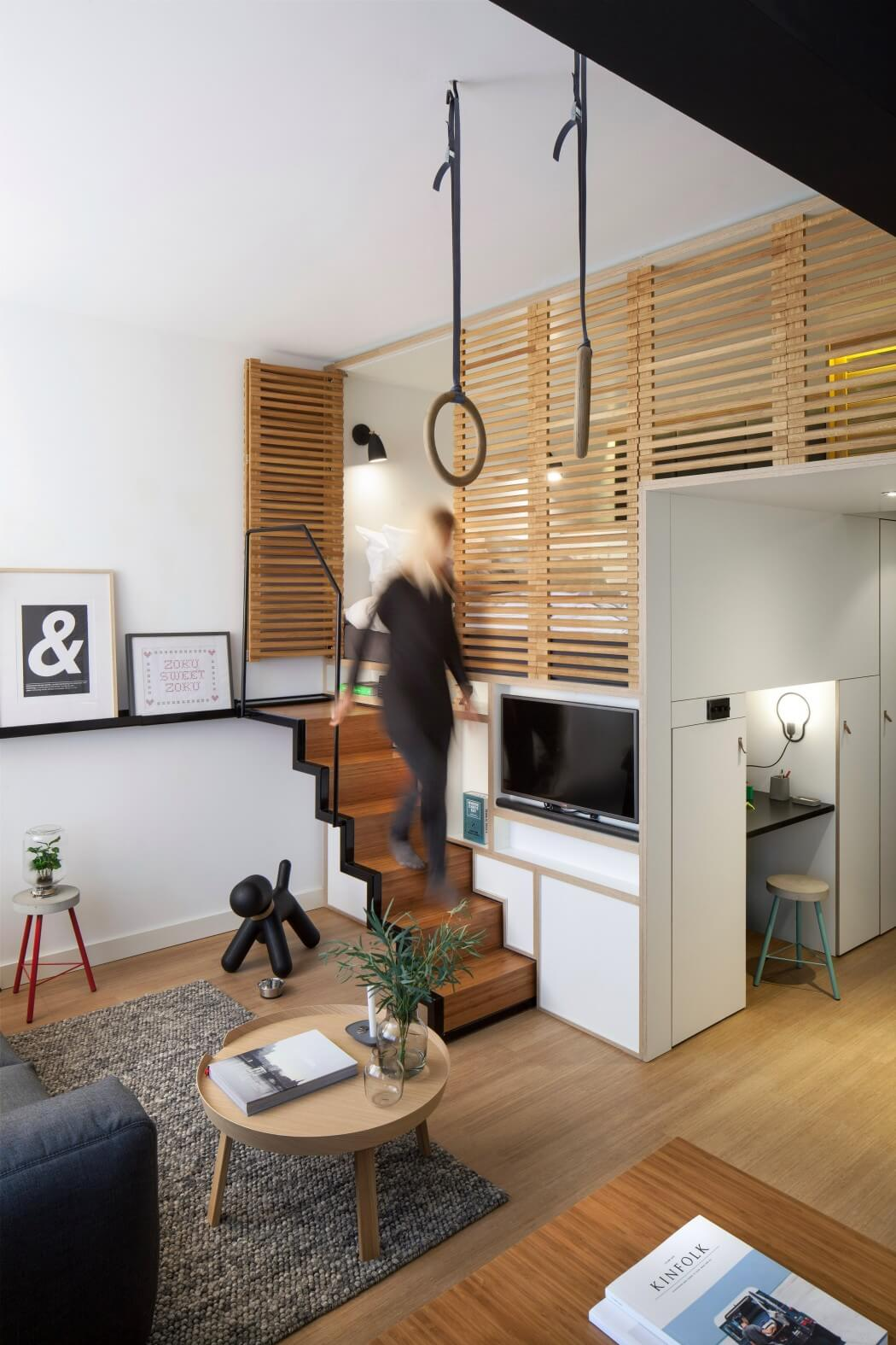 Design Dilemma: An Excellent Micro Apartment Design