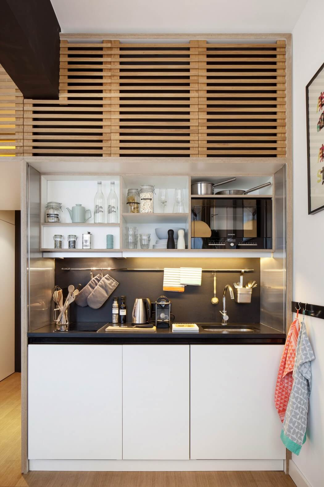 Micro Kitchen Design Dilemma An Excellent Micro Apartment Design Home Design Find
