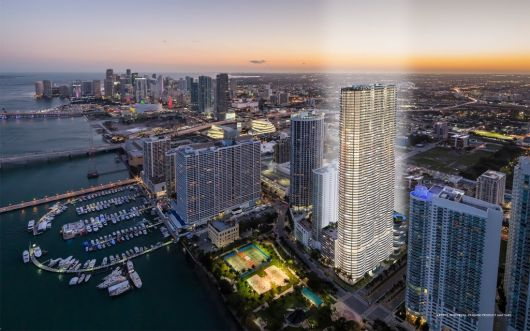 aria on the bay miami 1024x640 architecture