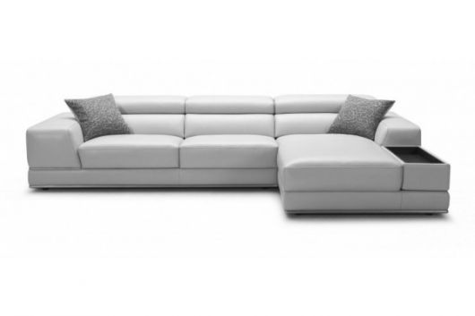 bergamo grey sofa sectional furniture 2