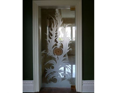 decorative glass door uncategorized