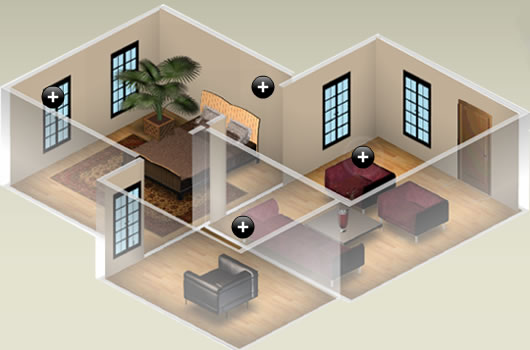 Intuitive Interior Design Planning In The Virtual World For Real